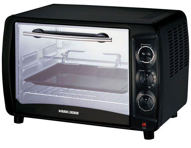 Black And Decker Volts 50 Hertz Oven