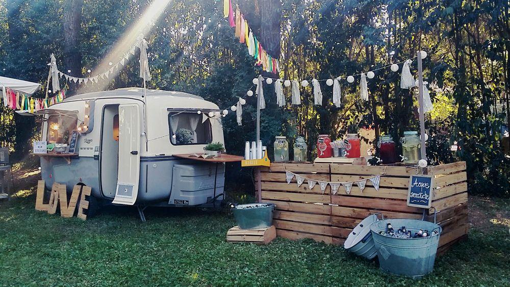 allestimento per catering street food con food truck e drink station www mozao it
