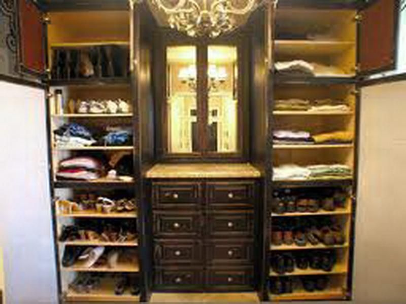 Nice Seville Classics Expandable Closet Systems Wardrobe Pantry