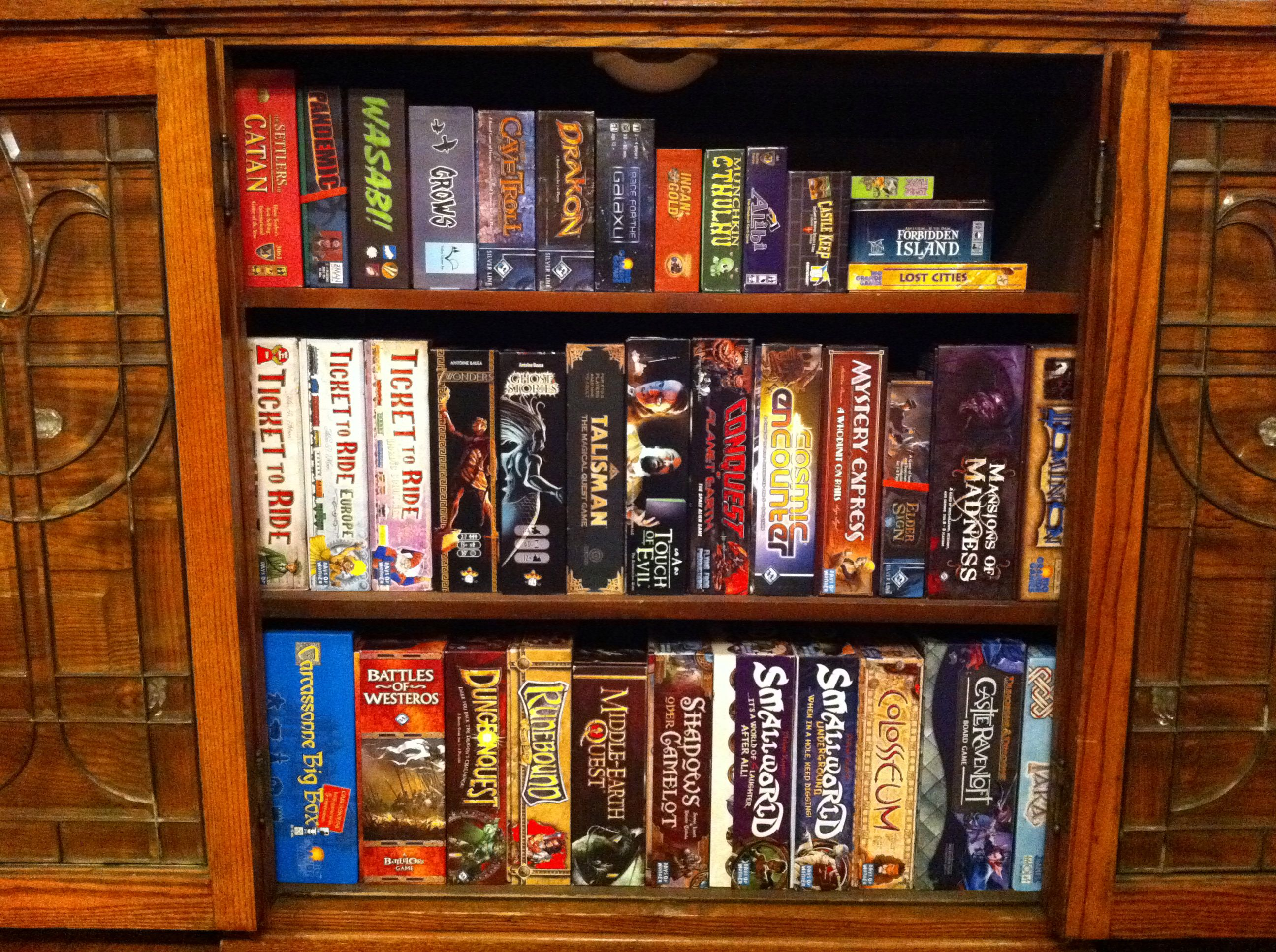 Bon Nice Cabinet! Even Better Inside It.