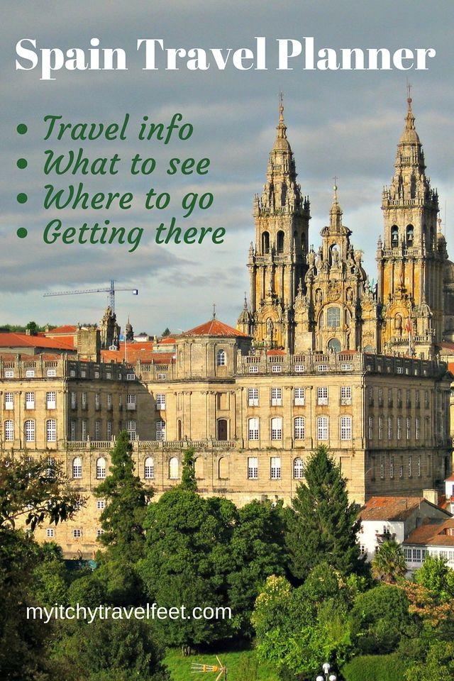 5c60b27ec9 Spain Travel Planner for the boomer traveler. What to see in Spain