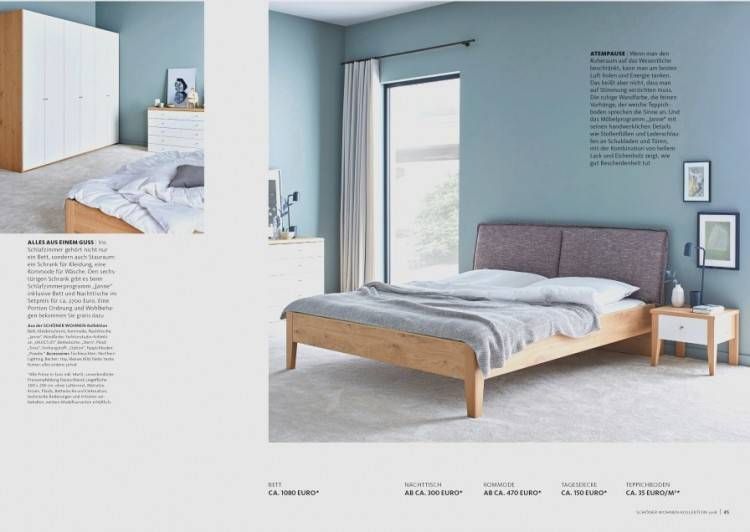 Schlafzimmer Komplett Bett Kleiderschrank 160x200cm buche