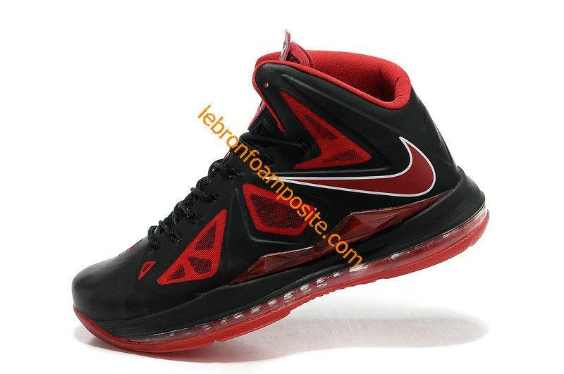 Nike Lebron X Bred 541100 800