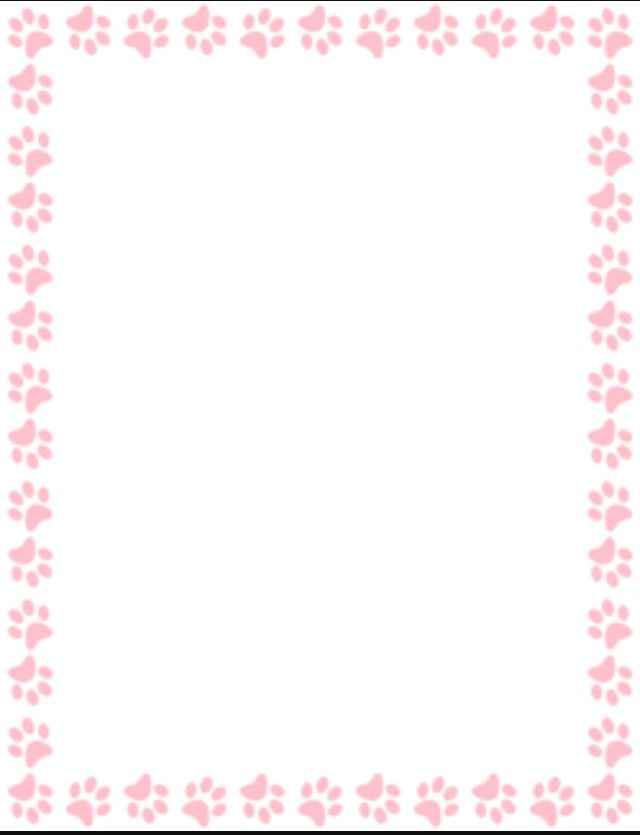 Pink Paws Border Pink Paw Print Gold Paw Print Paw Template Here you can explore hq paw print transparent illustrations, icons and clipart with filter setting like size, type, color etc. pink paws border pink paw print gold