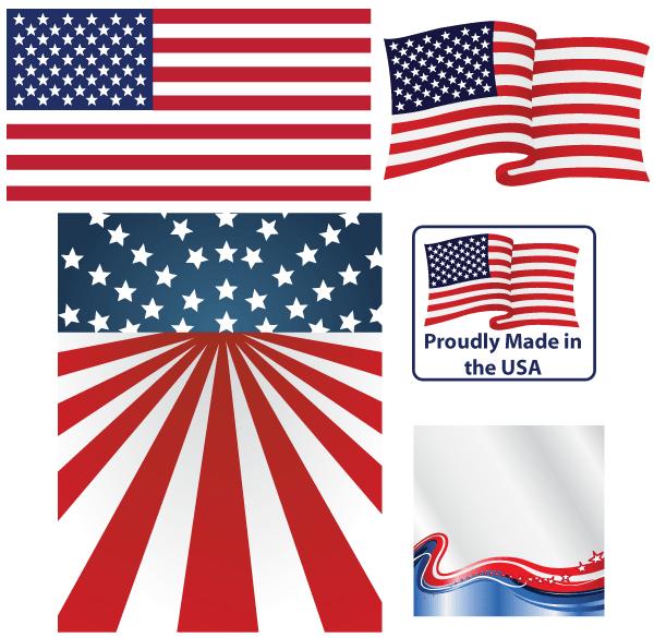American Flag Vector Flag Vector American Flag Clip Art Flag