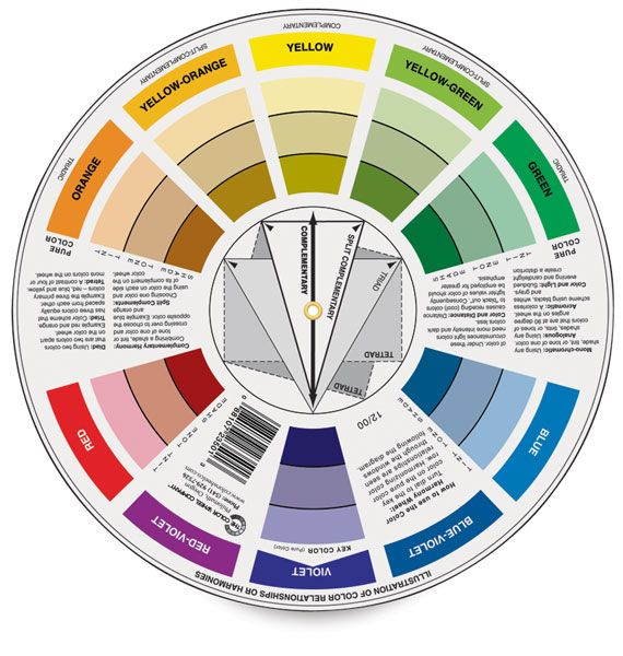 Decorating Color Wheel Home Design