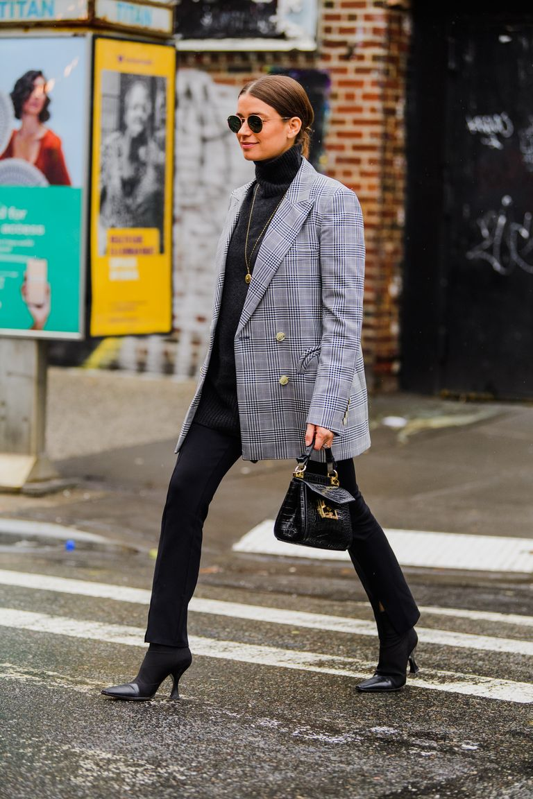 Photo of The Best Street Style from New York Fashion Week Fall 2020 .