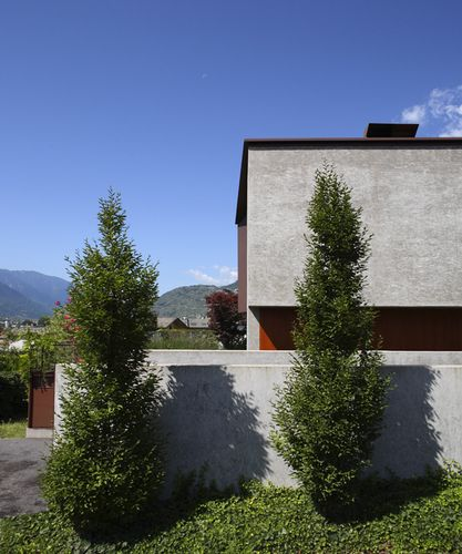 Montagna (SO), Italia  casa DMB  act _ romegialli