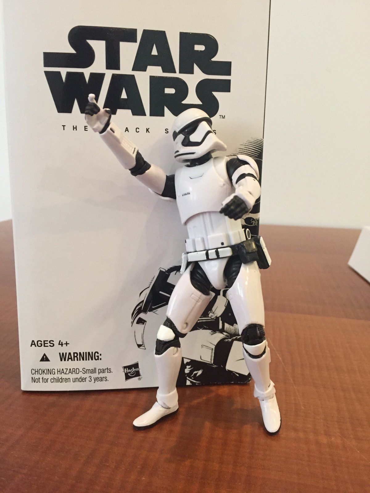 Everyone at San Diego Comic-Con is going to freak out over this Star Wars Stormtrooper toy.