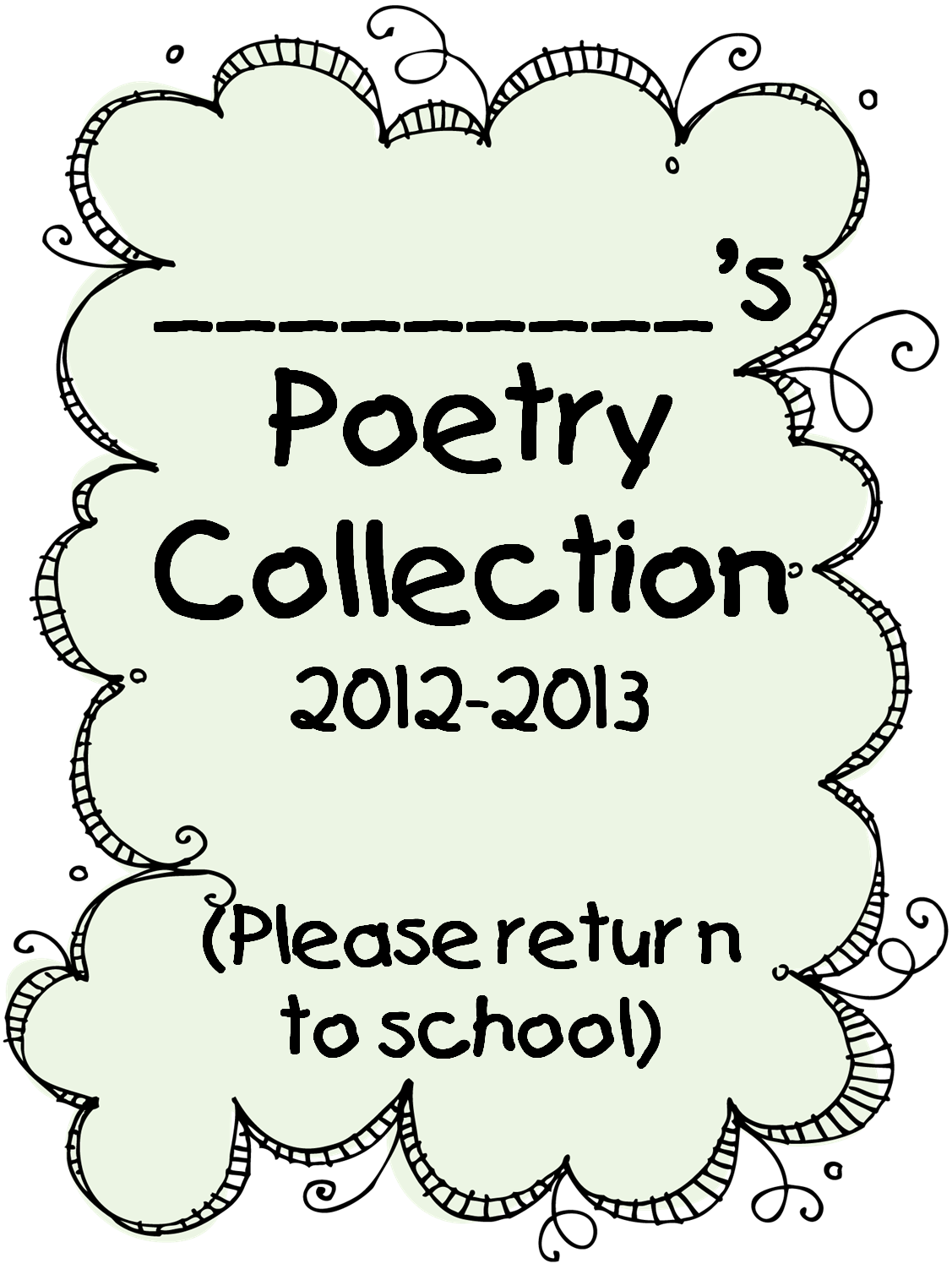 D5 Poetry Collection
