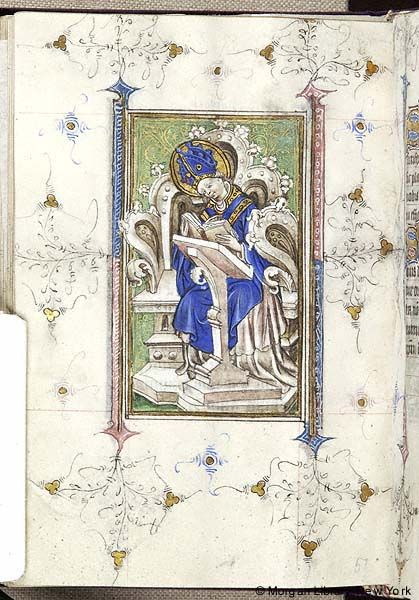 Book of Hours, MS M.866 fol. 149v - Images from Medieval and Renaissance Manuscripts - The Morgan Library & Museum