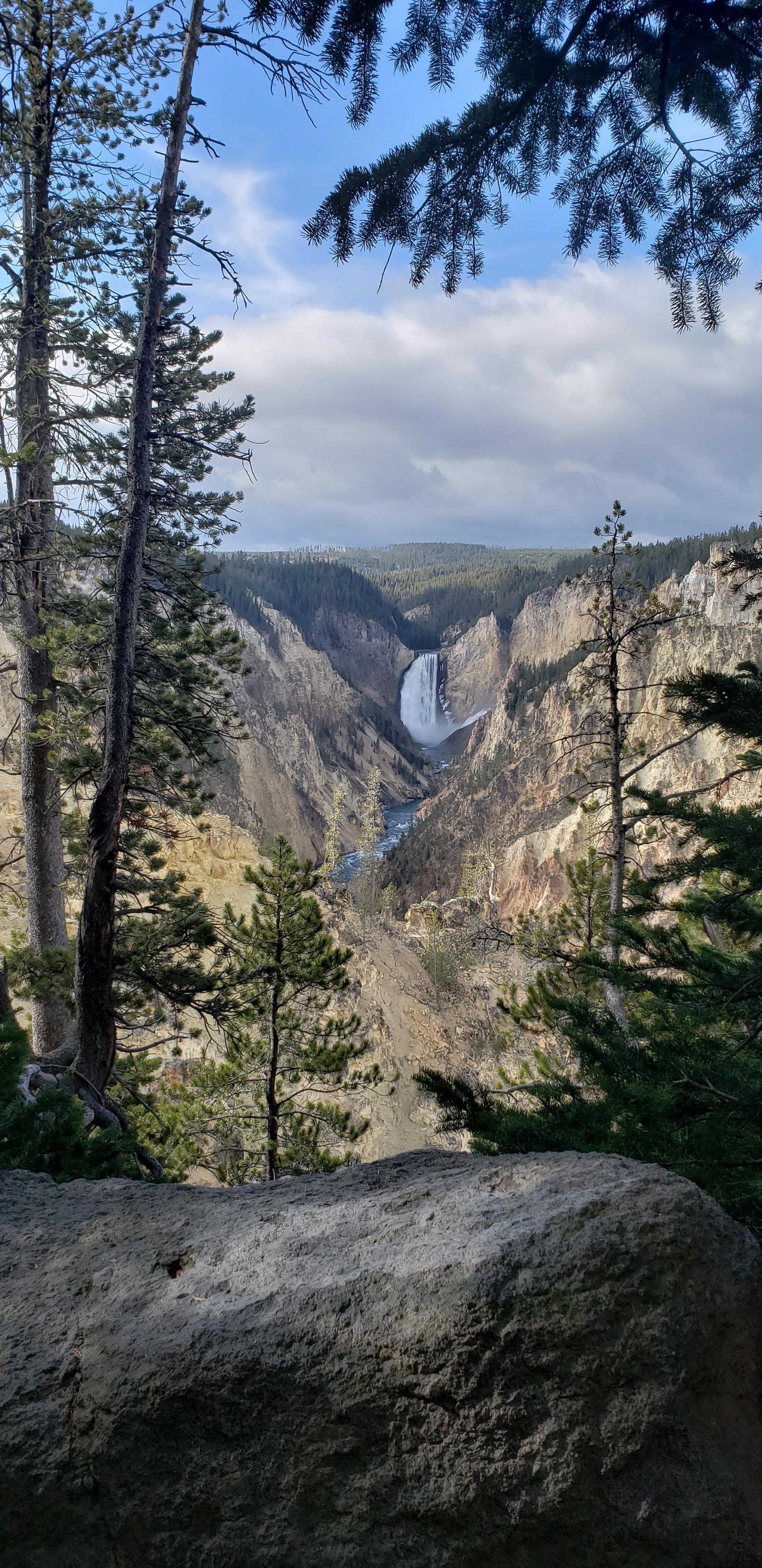 Artist Point, Yellowstone National Park BeautifulNature