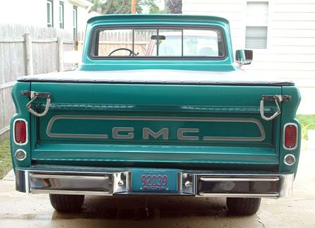 1966 Gmc Trucks And Cars 1966 Gmc Pickup Gmc Trucks Vintage