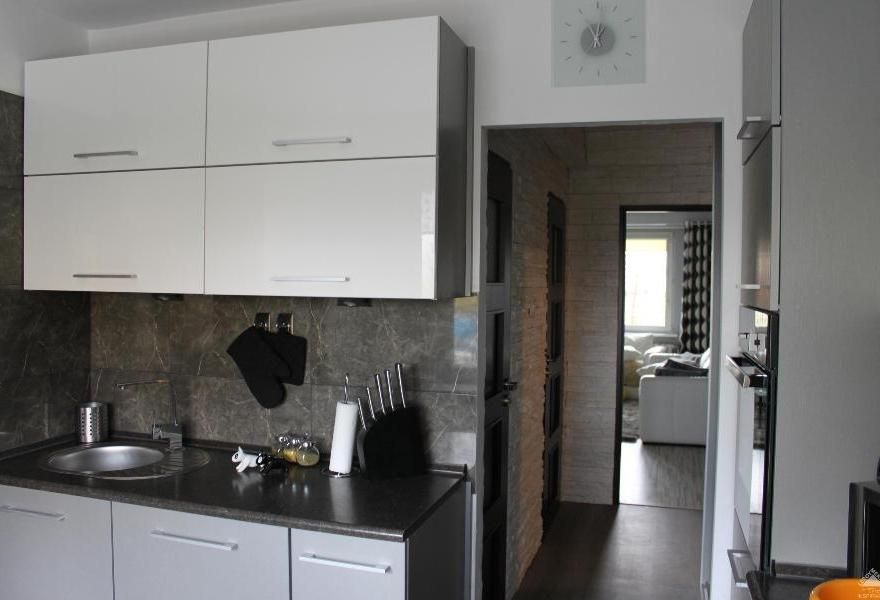 Mała kuchnia w bloku 5  kuchnia  Pinterest -> Mala Kuchnia Aranżacje Wnetrz
