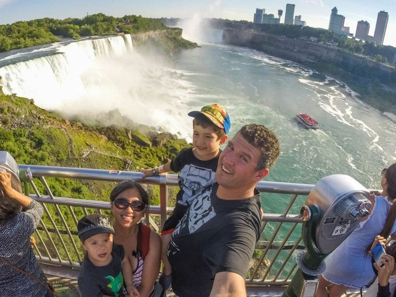 Explore Niagara Falls: Which side is better? - Wandering Wagars