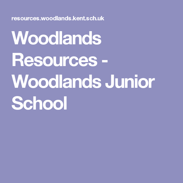 Homework help woodlands junior school kent