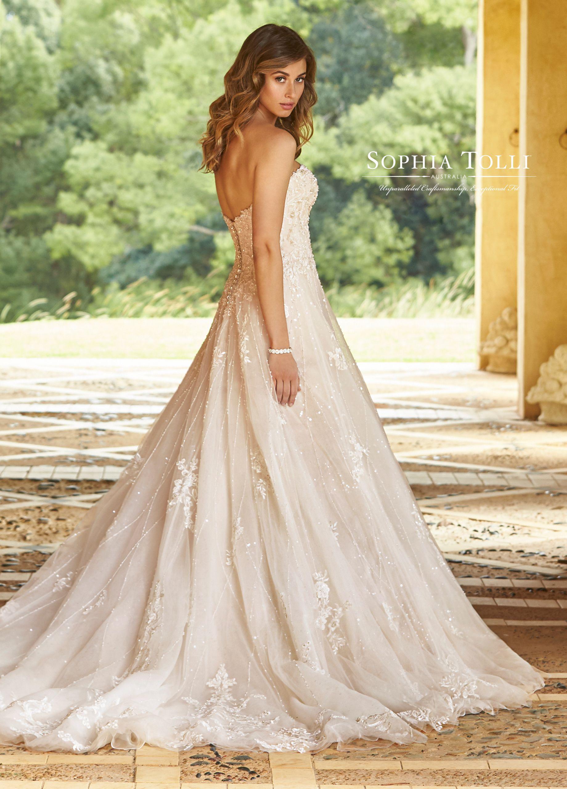 Sophia Tolli Aspen Sophia Tolli Wedding Dresses Wedding Dresses Princess Wedding Dresses