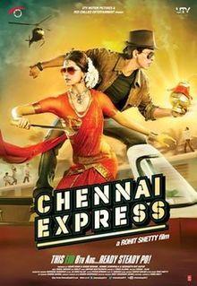Chennai Express -mistakes | Bollywood movie mistakes