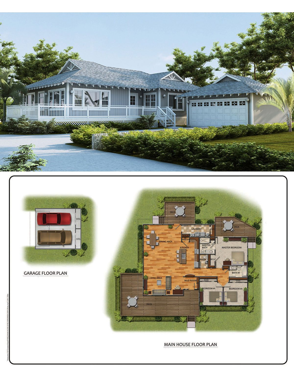 New Homes For Sale On The North Shore Of Oahu, Hawaii. Located In Kahuku
