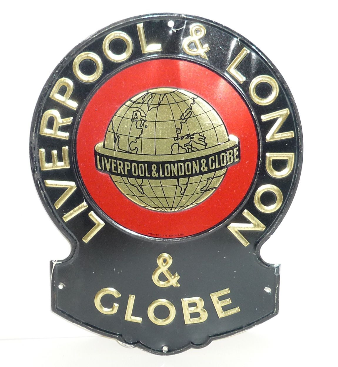 Liverpool And London And Globe Insurance Company Limited