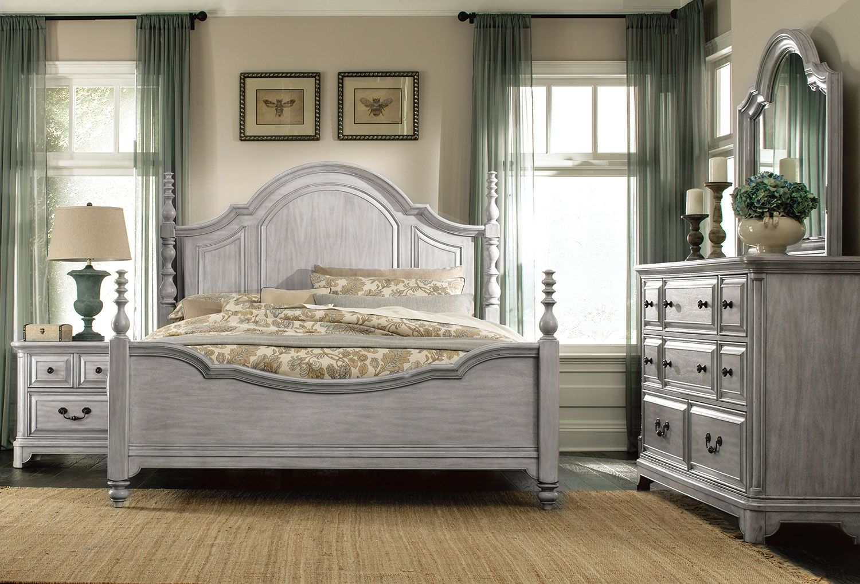 Best Windsor 5 Pc Queen Bedroom Package Leon S King 640 x 480