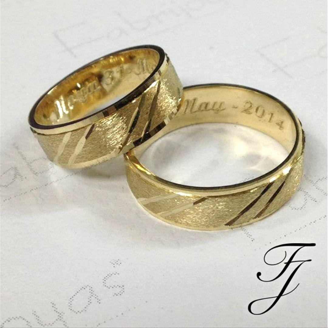 es bonito invernadero Digno  Diseños para tus Argollas de matrimonio… Las Rayas, son un diseño sencillo  que añade un poco de estilo a la apariencia tradic… | Argollas matrimonio,  Argollas, Aros