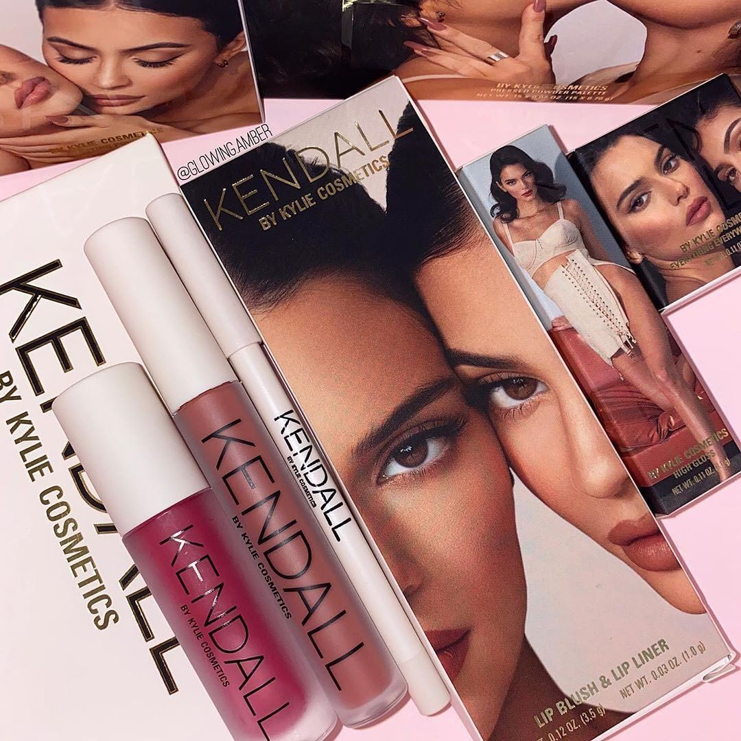 KENDALL COLLECTION LIP FAVORITES | KYLIE COSMETICS