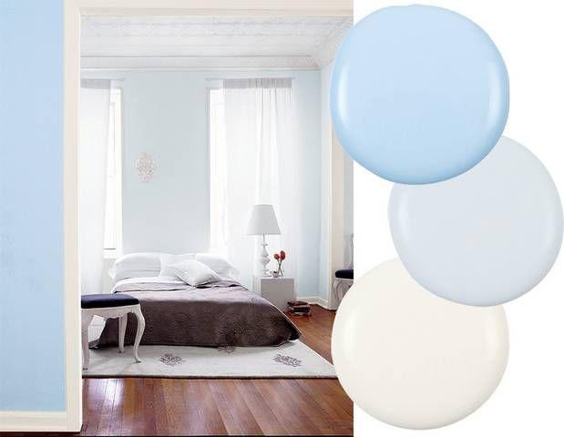 Best Paint Color Combinations Blue Bedroom Paint