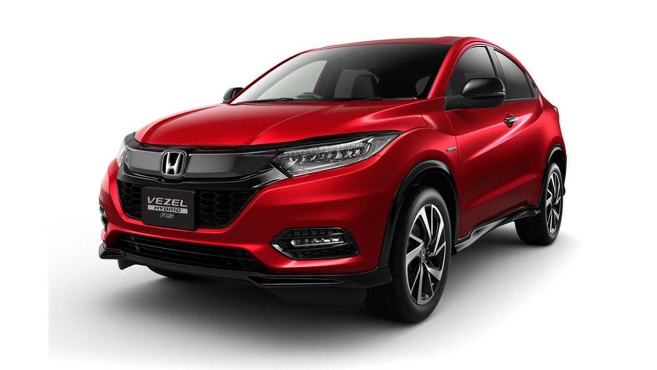 Honda HR-V (Vezel) 2019 (com imagens) | Honda, Suv, Honda hr-v