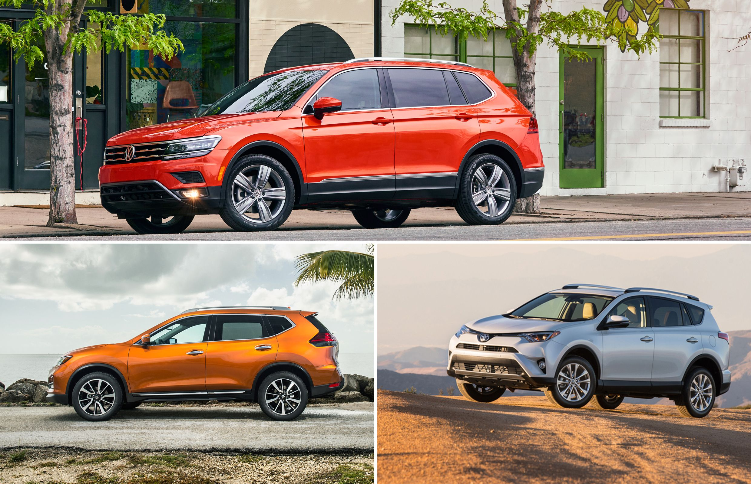 Three AWD crossovers worth their weight in gold — and