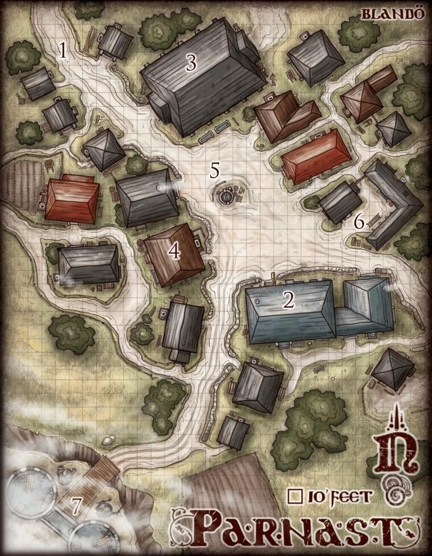 Pin by Jim Reedy on Village in 2019   Fantasy city map, Village map