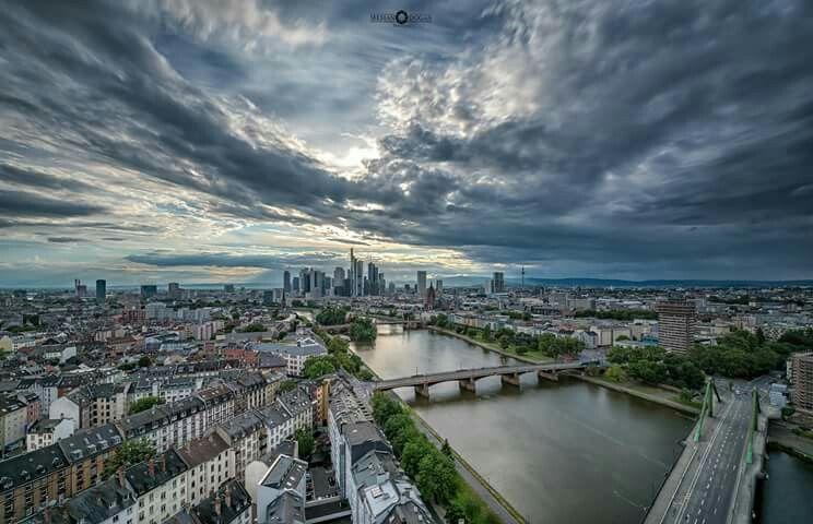 Wetter Frankfurt Main Morgen
