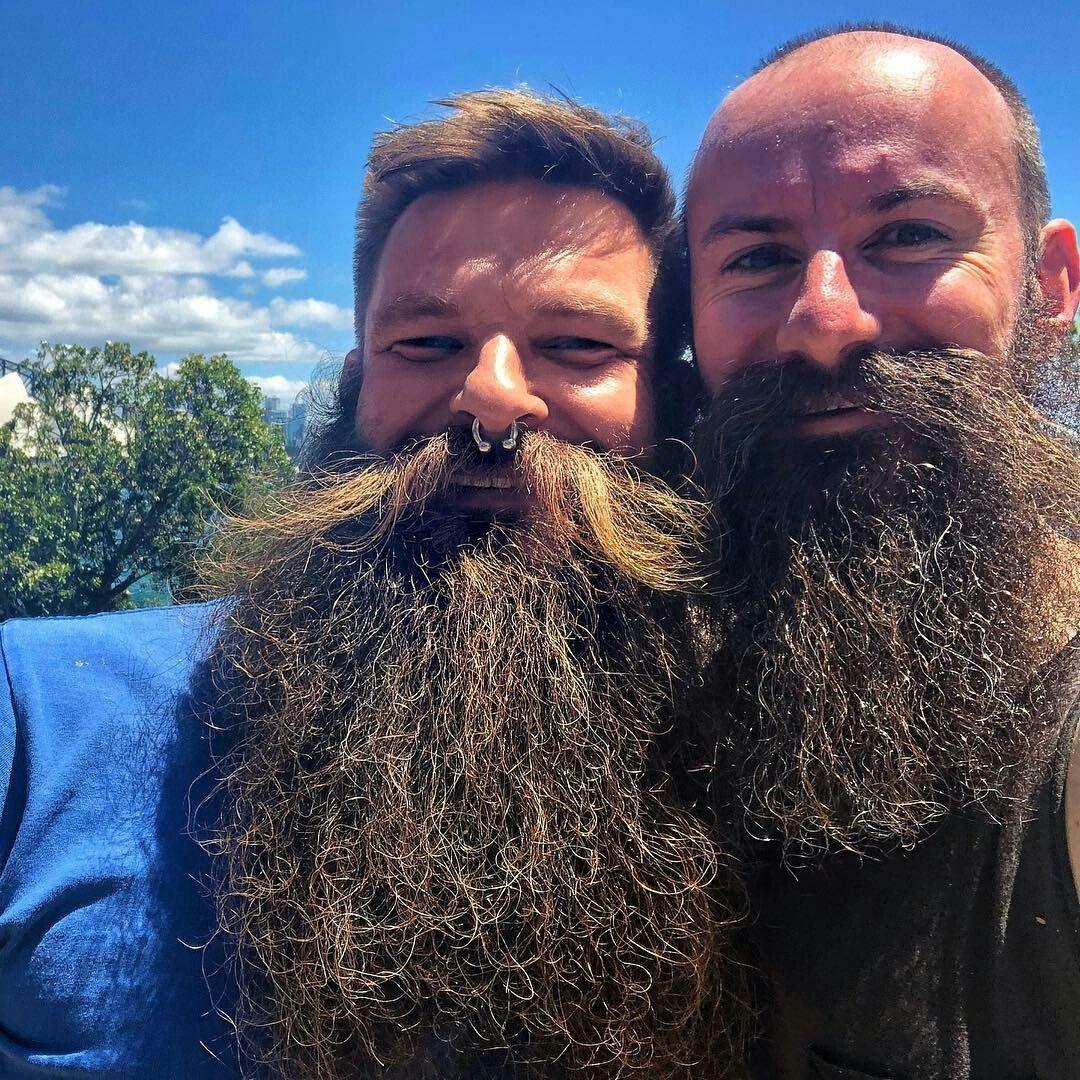 Beardy Bloke Awesome beards, Hair and beard styles