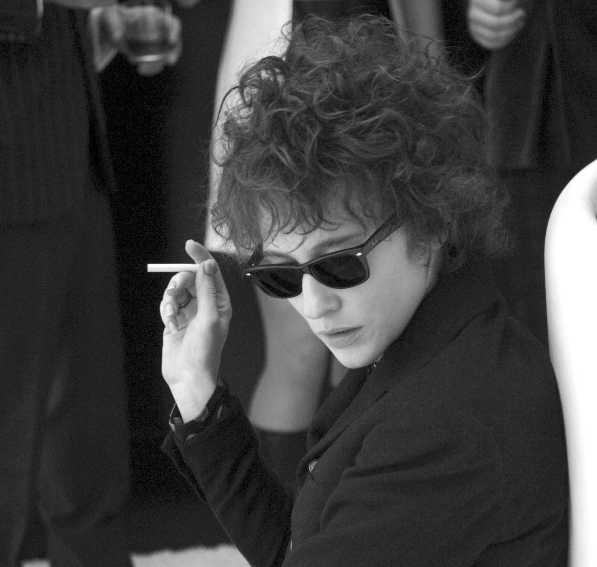 How Does It Feel Cate Blanchett As Bob Dylan Cate Blanchett Bob Dylan Bob Dylan Cate Blanchett