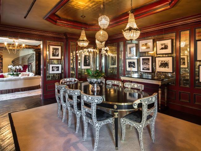 Luxury property, Prestige Property, Hilfiger home, Paris apartment | DailyTelegraph