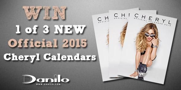 #Competition to #Win an Official Cheryl 2015 Calendar. Follow us + RT by 11th Nov to enter! http://t.co/4WSdkKOyy2 http://t.co/bgEWbG29T6