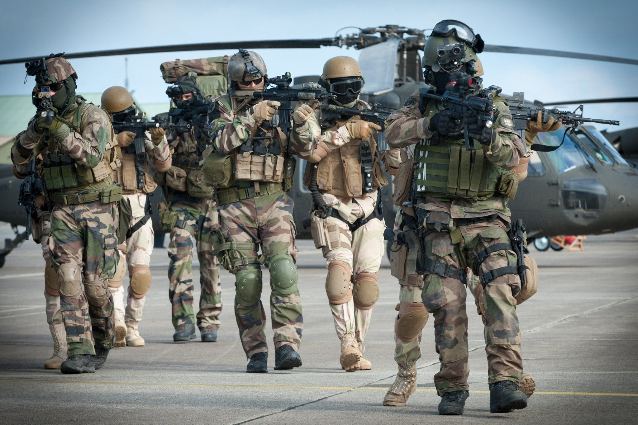 Image result for France, special forces, photos