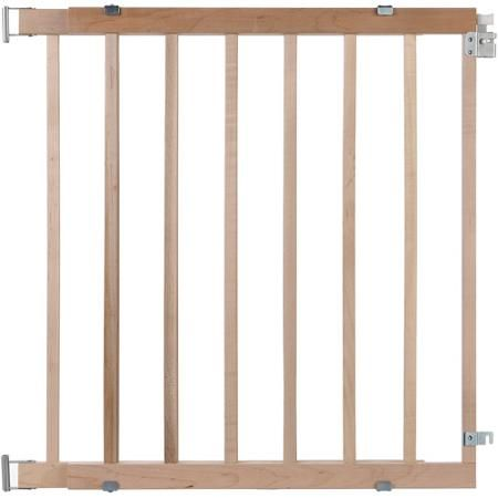 North States Tall Stairway Swing Gate Natural Walmart 25 00 Our