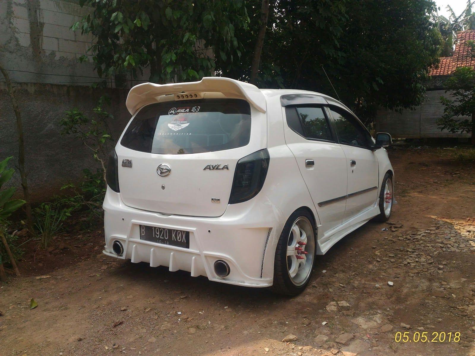Bemper Mobil Modifikasi Agya Mobil Mobil Modifikasi Modifikasi Mobil