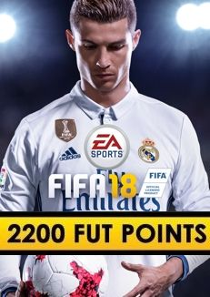 Fifa 18 2200 Fut Points Punkty Ultimate Team Klucz 6976693251 Oficjalne Archiwum Allegro Fifa Pointe Teams