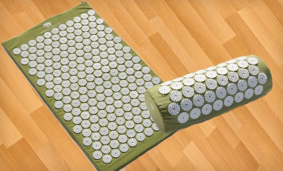 Groupon - Acupressure Mats and Pillows (Up to 46% Off). Free Shipping on Orders of $ 15 or More. Free Returns.. Groupon deal price: $14.99