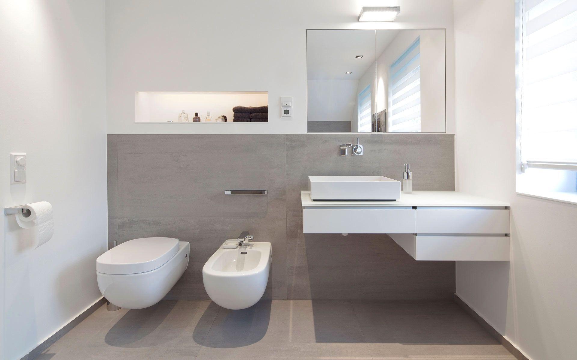 Badezimmer Ideen Fernen Verfuhrerisch Moderne Badezimmer Fliesen Bathroom Decoration Often We Make In 2020 Gray Bathroom Decor Modern Bathroom Tile Tile Bathroom