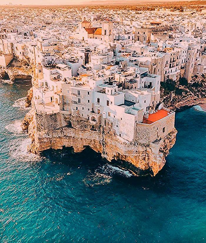 Photo of Polignano, Puglia | Italy (Europe)