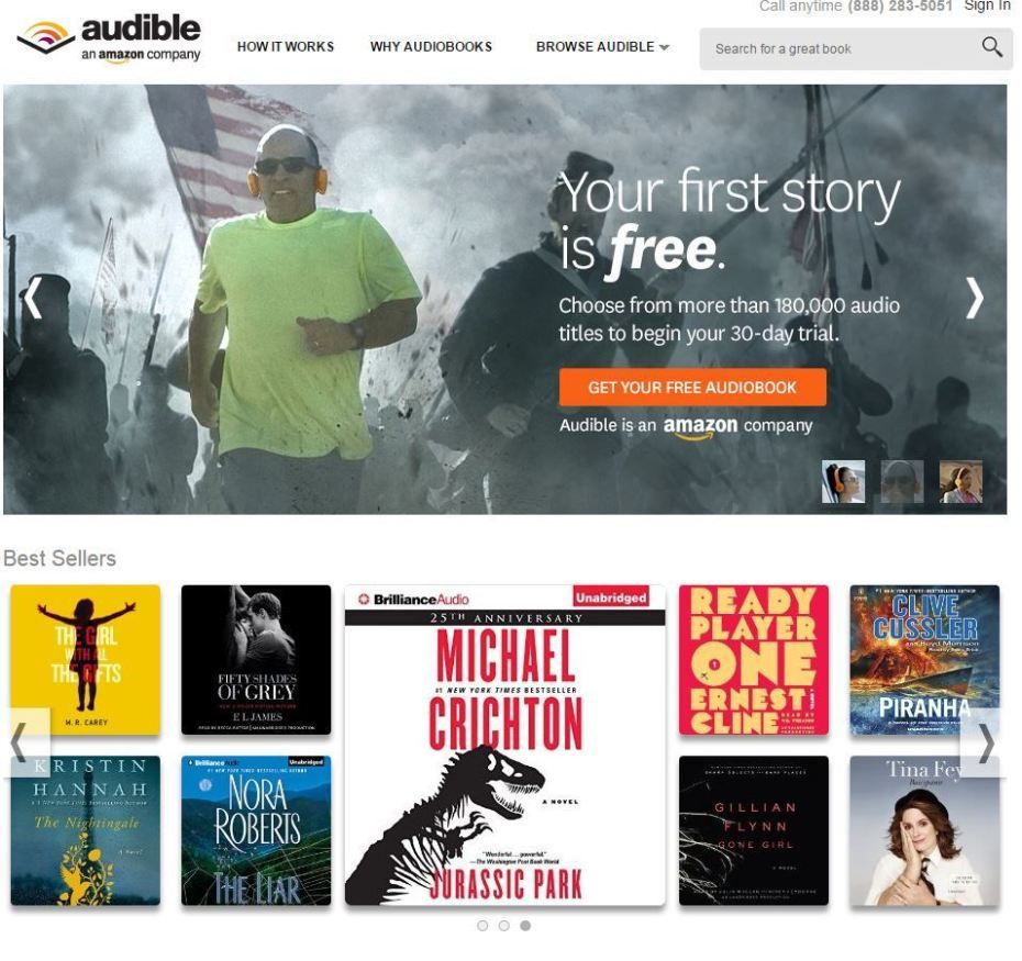 Audible Student, College students, College
