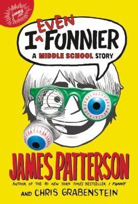 While On A Mission To Win The Planet S Funniest Kid Comic Regional Competition New York Middle Schooler Jamie G James Patterson Middle School Books Book Humor