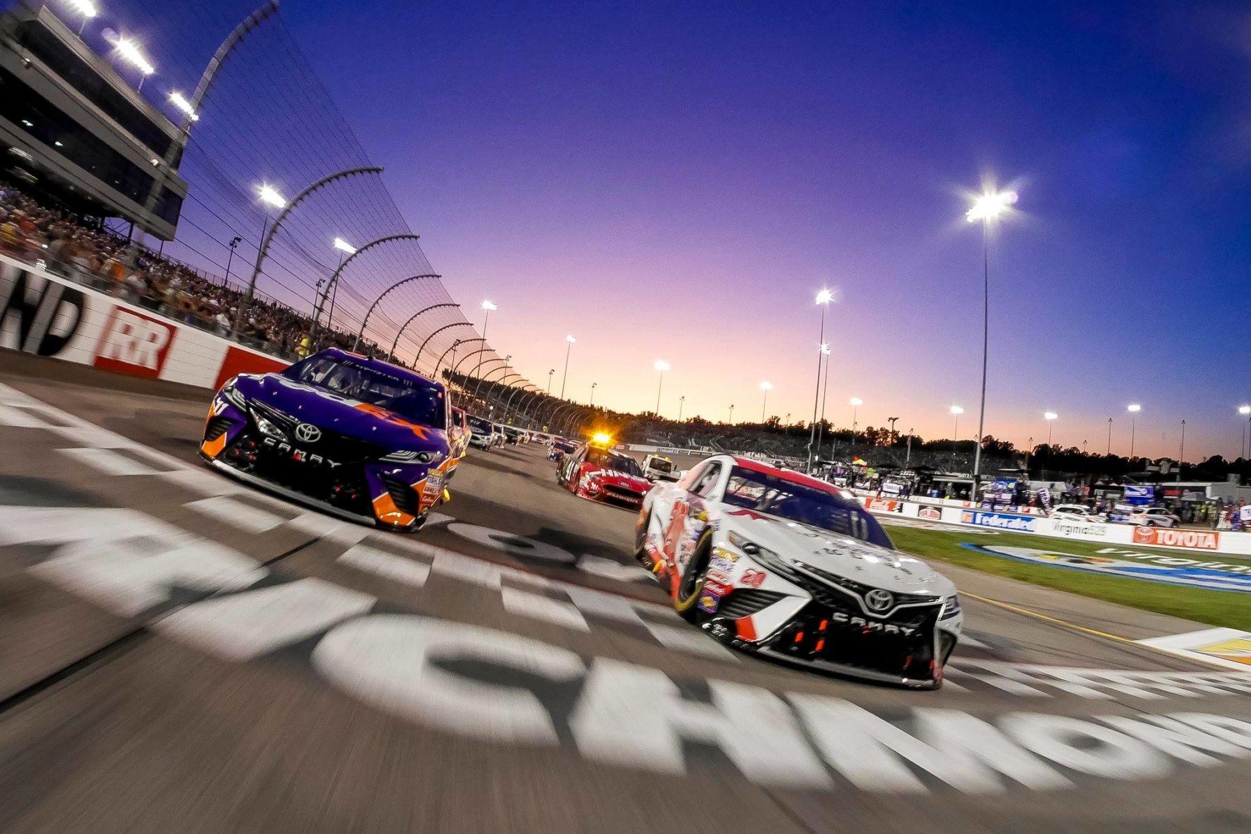 Richmond Raceway Tv Schedule September 2018 Racing News Nascar Nascar Race Cars Racing News