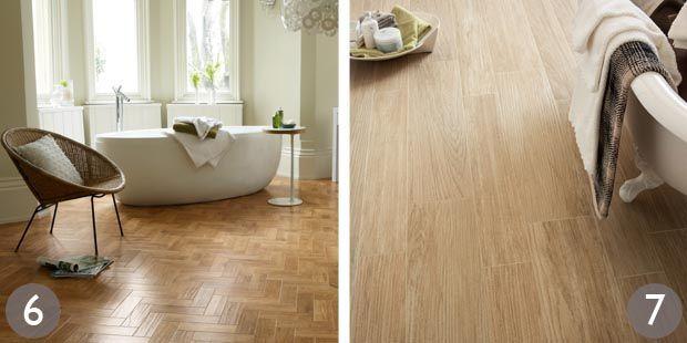 for our rental blond oak parquet vinyl tiles wood. Black Bedroom Furniture Sets. Home Design Ideas