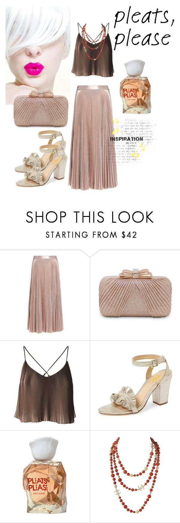 """Pleats please"" by medusa88 ❤ liked on Polyvore featuring A.L.C., La Regale and Issey Miyake"