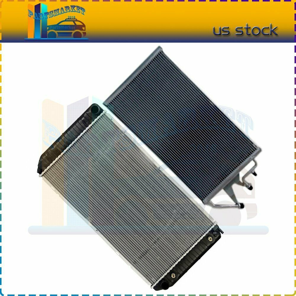 (Sponsored eBay) 4720 1523 AC Condenser&Radiator Assembly