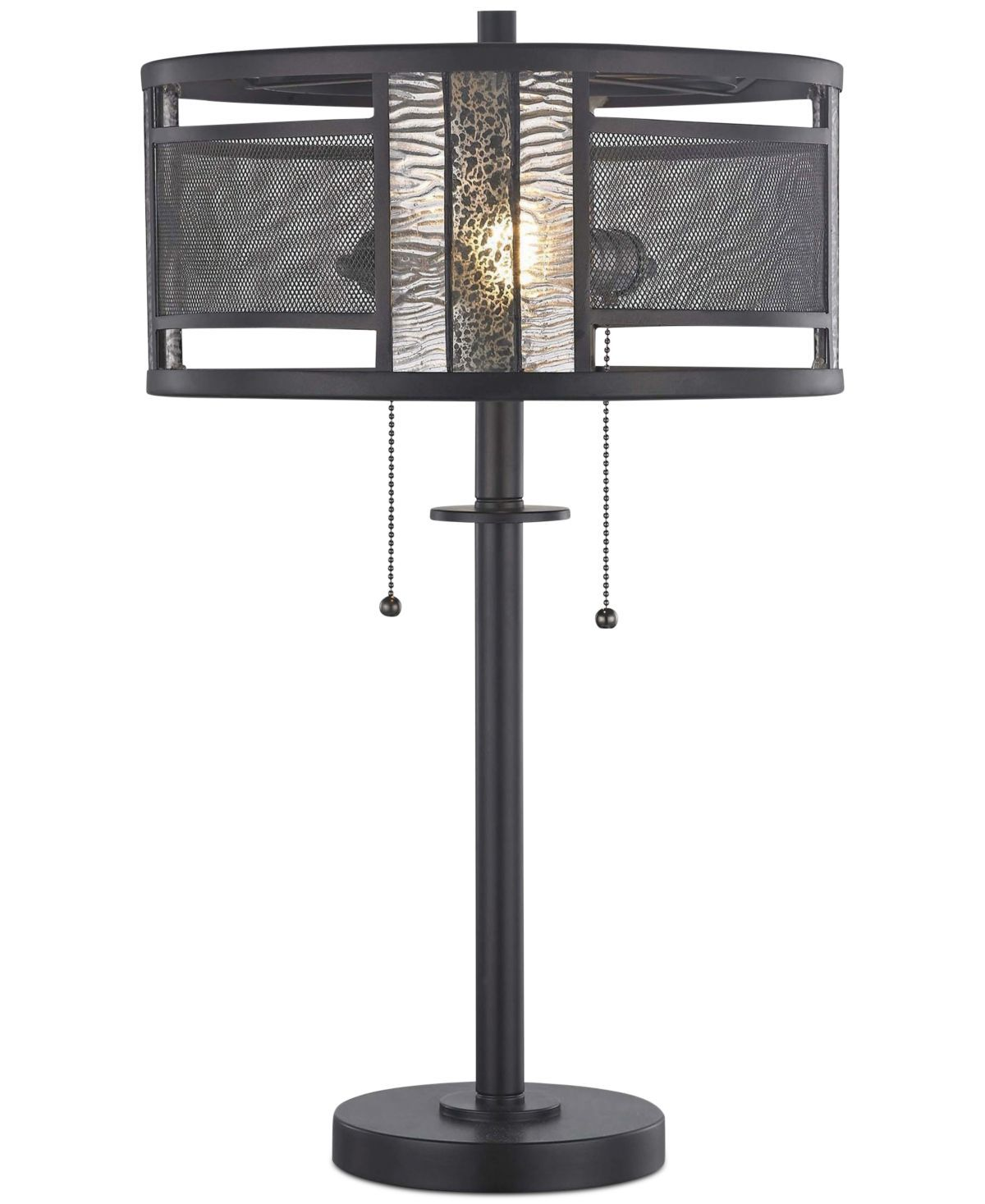 Forest scene at sunset 17 table lamp in 2020 lamp